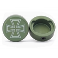 Dangerboy Iron Cross Bar Caps